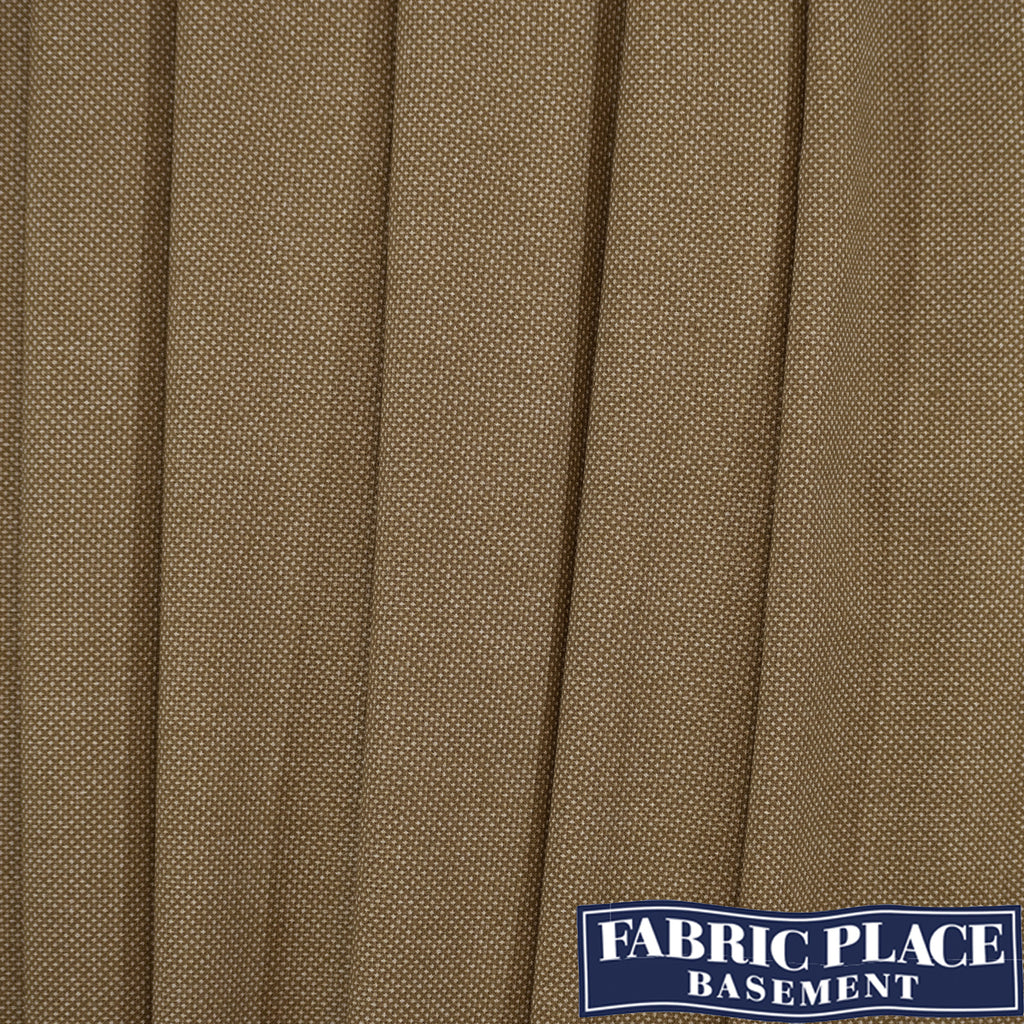 Suit wool - Brown