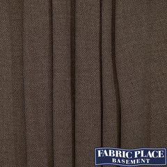 Suit Wool - Dark Brown