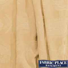 Bouquet Damask - French Vanilla