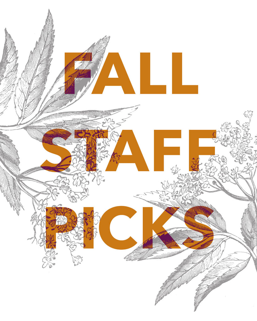 2018 Staff Fall Favorites