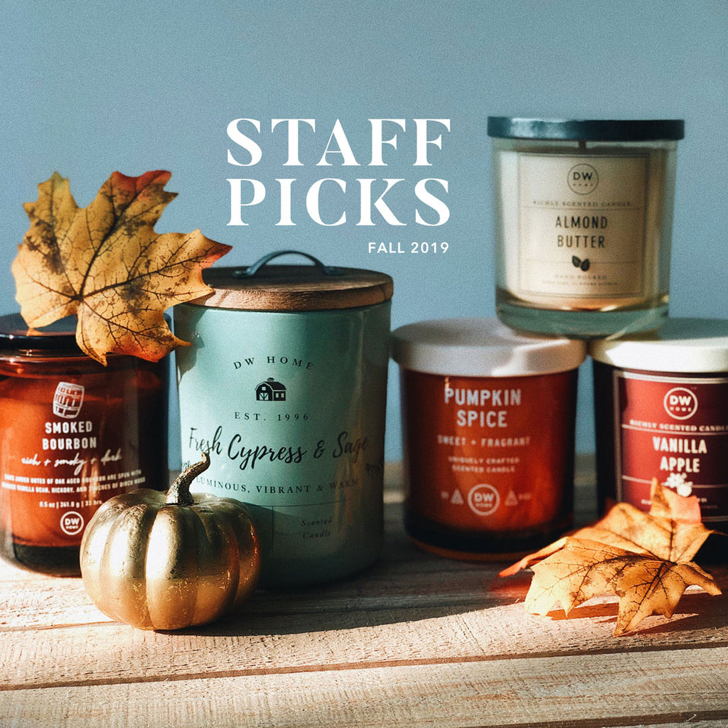 DW Home Fall Staff Picks 2019