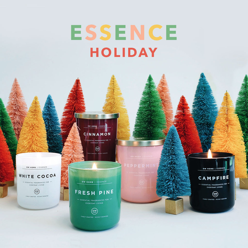 DW 2018 Holiday Candle Collection - Essence