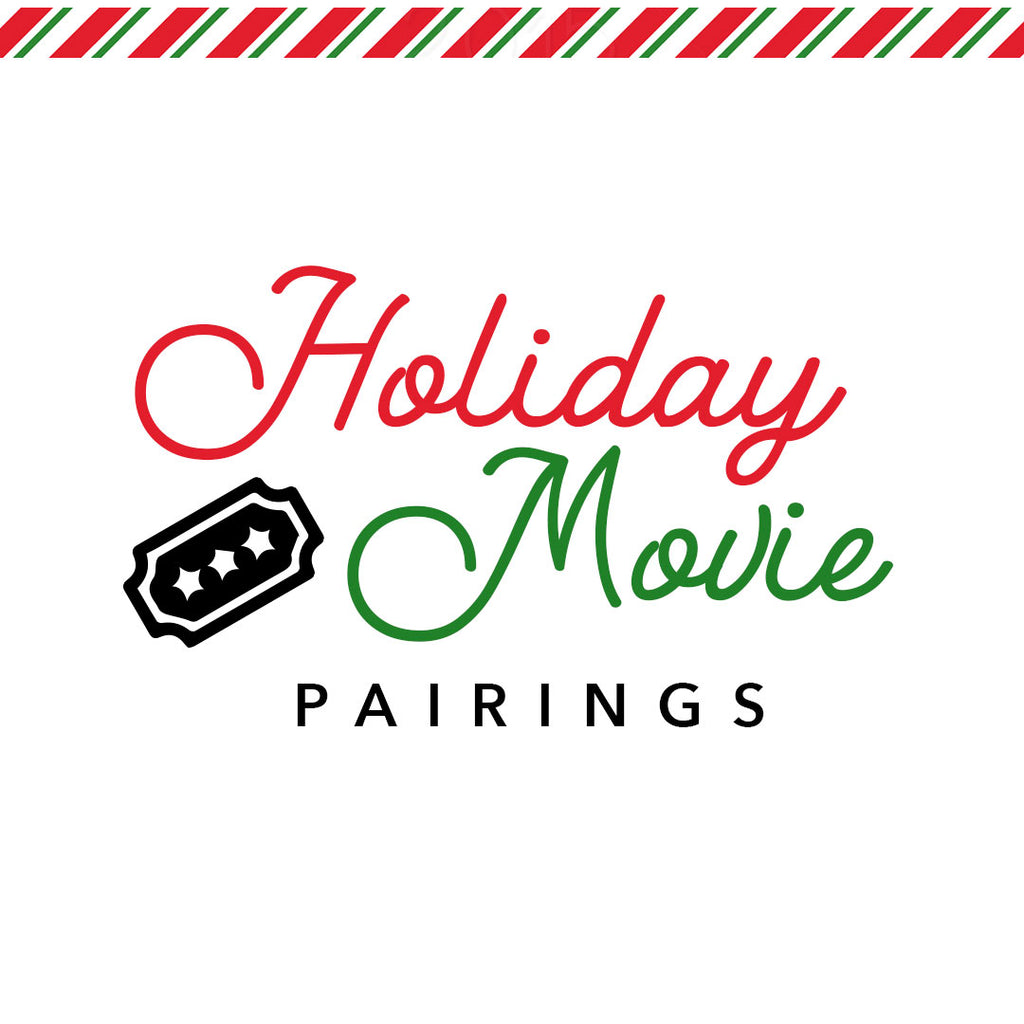 Holiday Movies and Candles Pairing