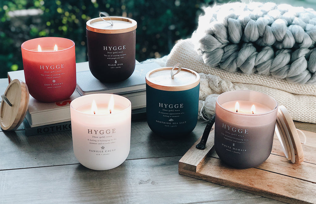 The Coziest Candle Collection - Hygge