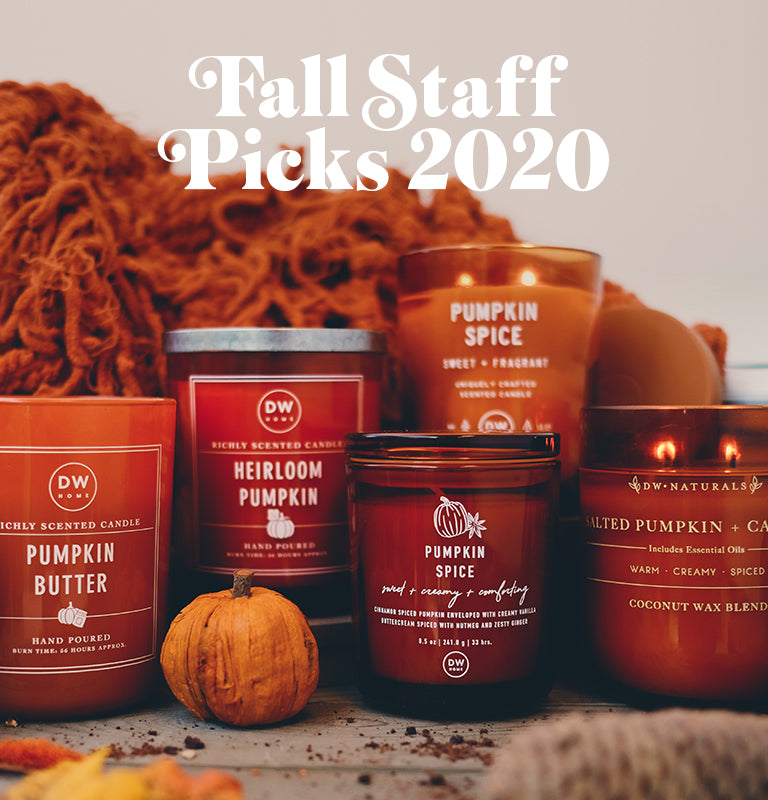 Fall Staff Picks 2020