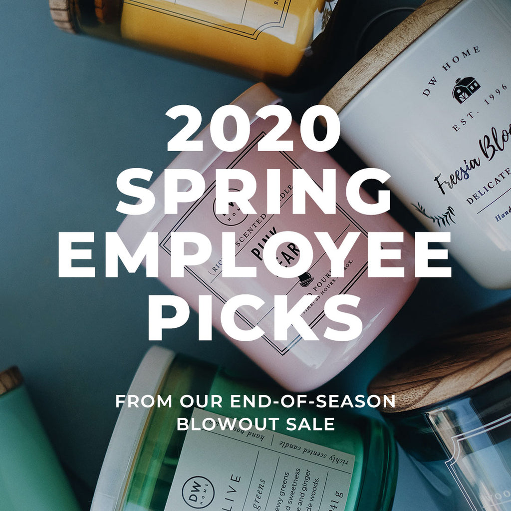 Spring 2020 Staff Picks