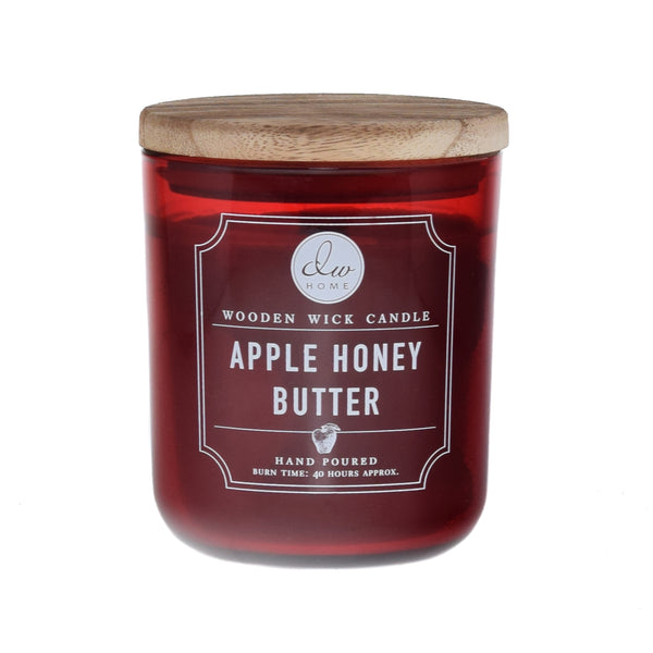 Apple Honey Butter | WOODEN WICK CANDLE