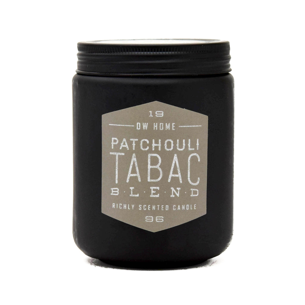 patchouli tabac dw home scented candles bld5001. Black Bedroom Furniture Sets. Home Design Ideas