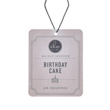 Birthday Cake | Air Freshener