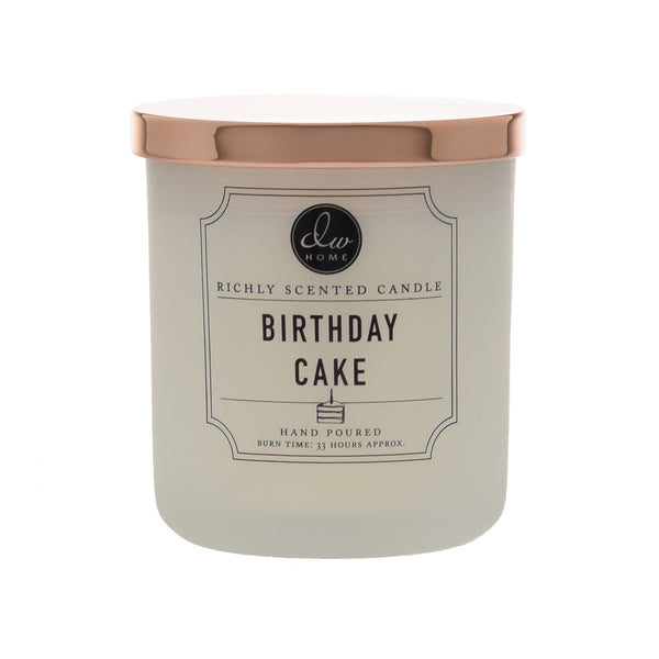 Birthday Cake | Rose Gold
