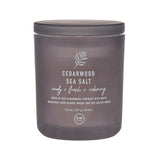 Cedarwood Sea Salt