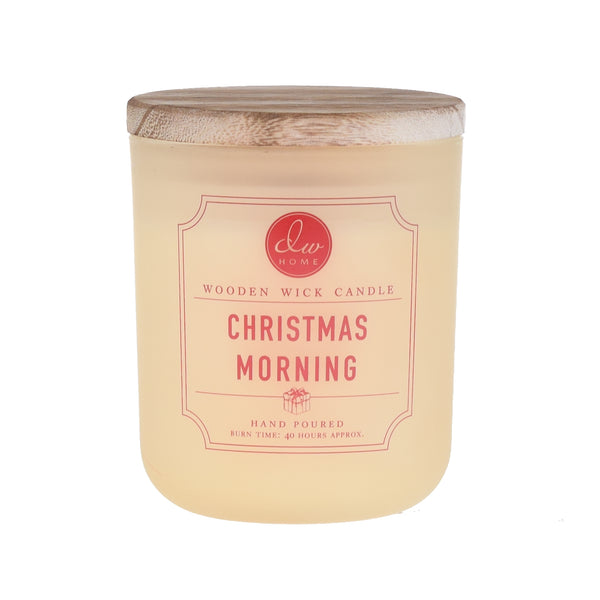 Christmas Morning | Wooden Wick