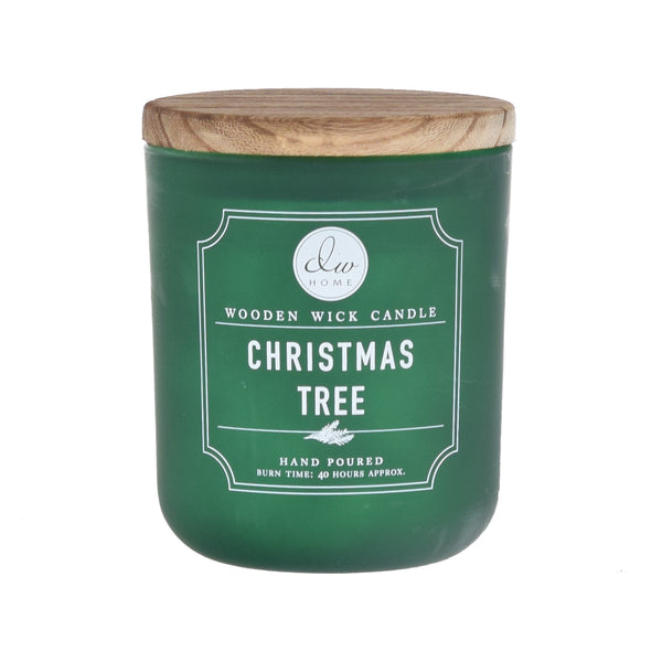 Christmas Tree | Wooden Wick