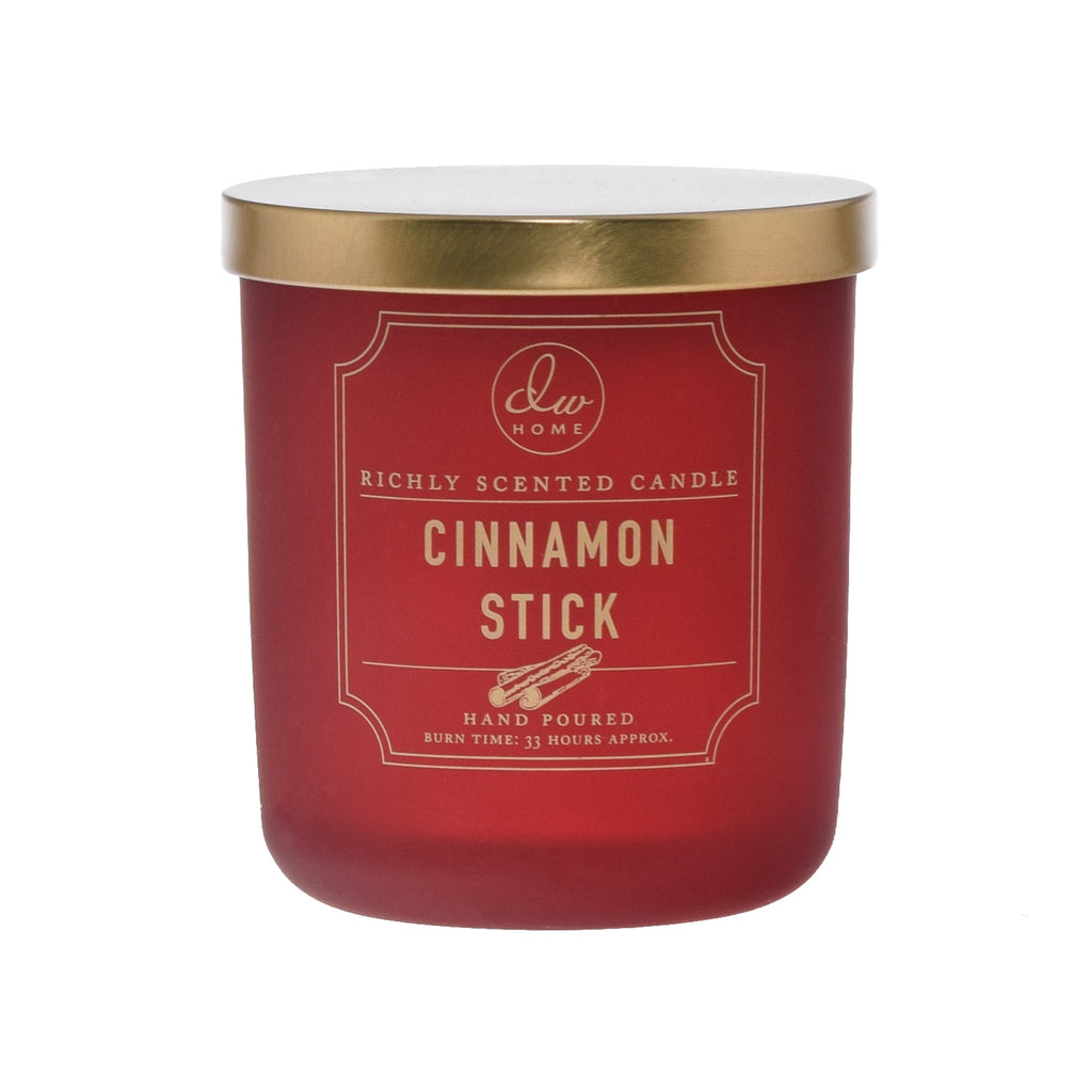 DW Home Pumpkin Toffee Medium Single Wick Hand Poured Candle