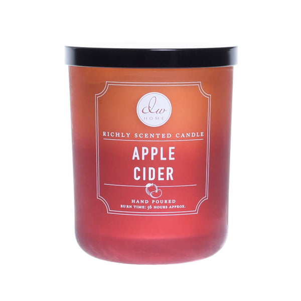 Apple Cider Double Wick Premium Scented Jar Candle