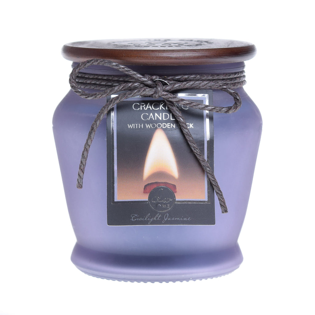 twilight jasmine dw home crackling wooden wick candle dww540 dw home candles. Black Bedroom Furniture Sets. Home Design Ideas