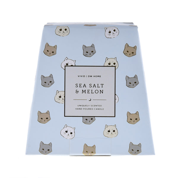 Cat | Sea Salt & Melon