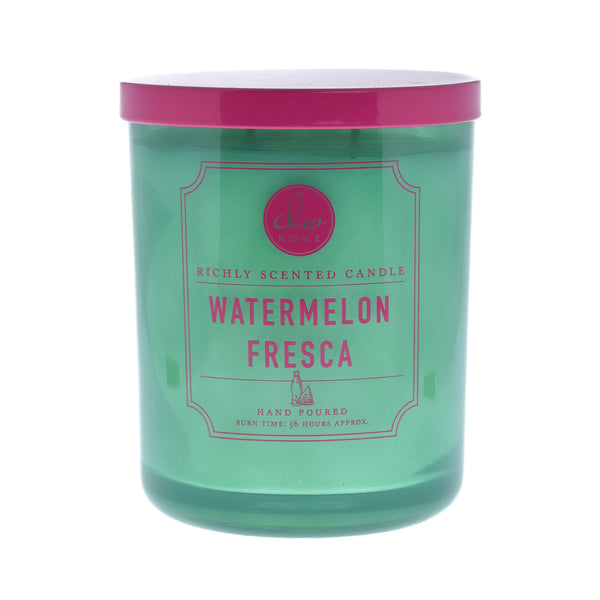 watermelon fresca dw home scented candles dw7205 dw7210 dw7215 dw home candles. Black Bedroom Furniture Sets. Home Design Ideas