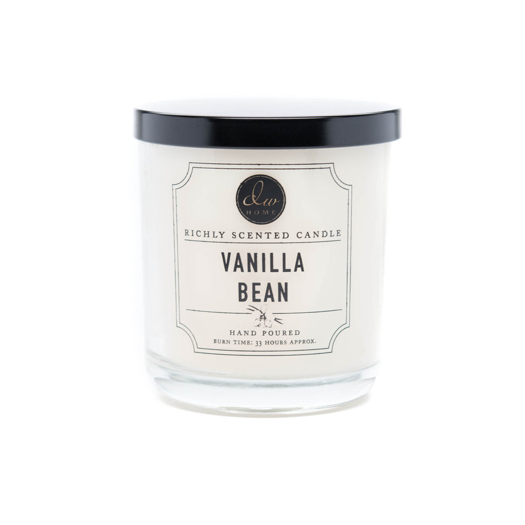 Vanilla Bean DW Home Scented Candles DW3481DW3491DW3501 DW