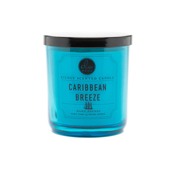 caribbean breeze dw home scented candles dw3492 dw3502 dw home candles. Black Bedroom Furniture Sets. Home Design Ideas