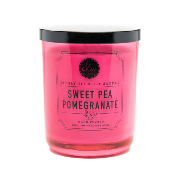 Sweet Pea Pomegranate