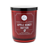 Large Apple Honey Butter Premium Scented Jar Candles