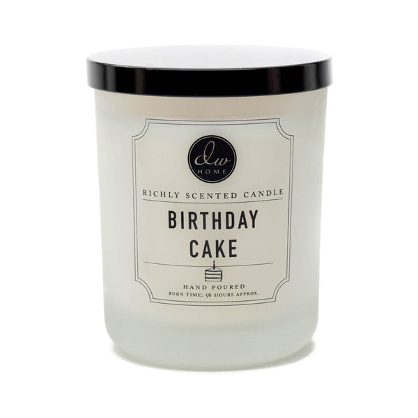Birthday Cake DW Home Scented Candles