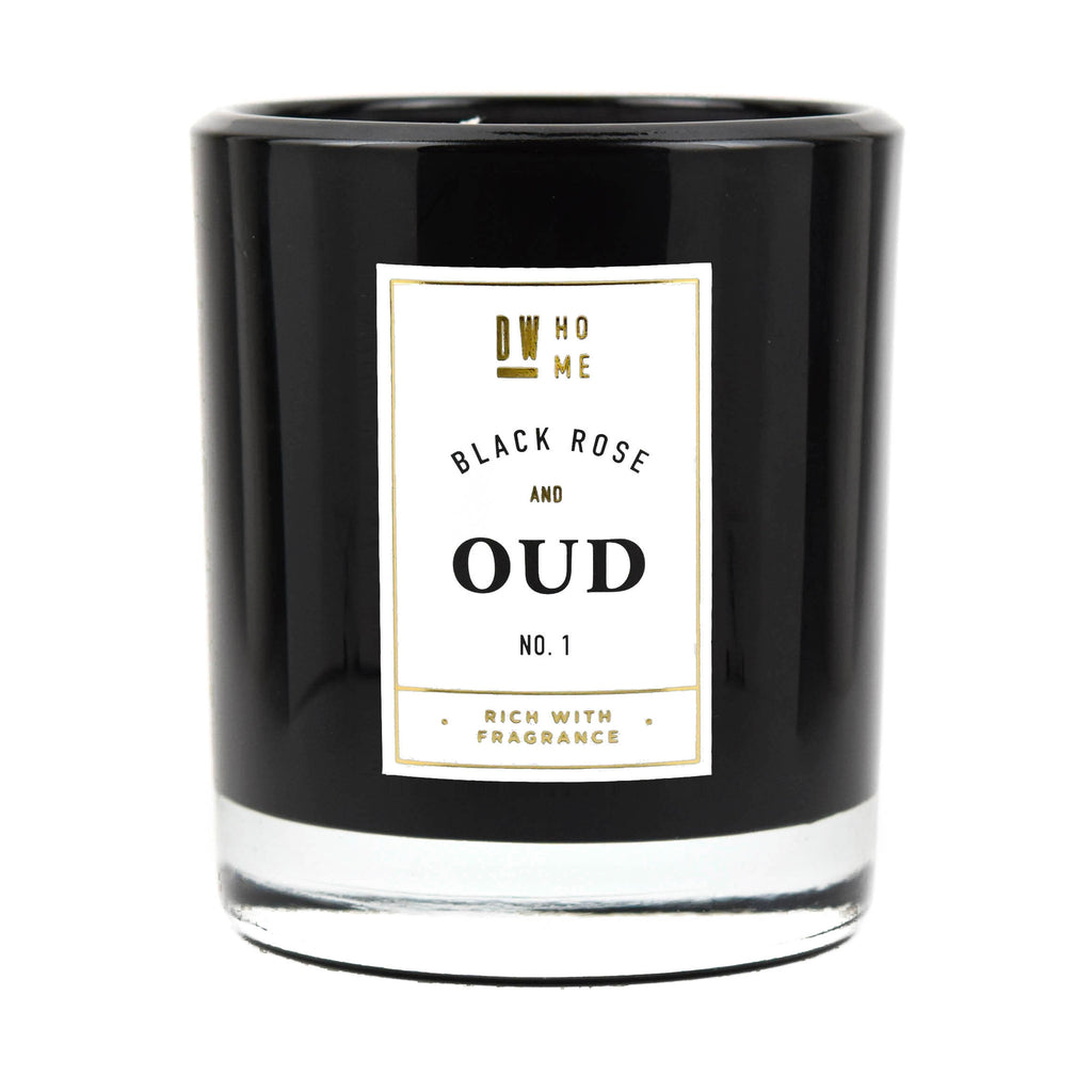 Black rose and oud dw home scented candles dwe5000 dw for Top selling candle fragrances