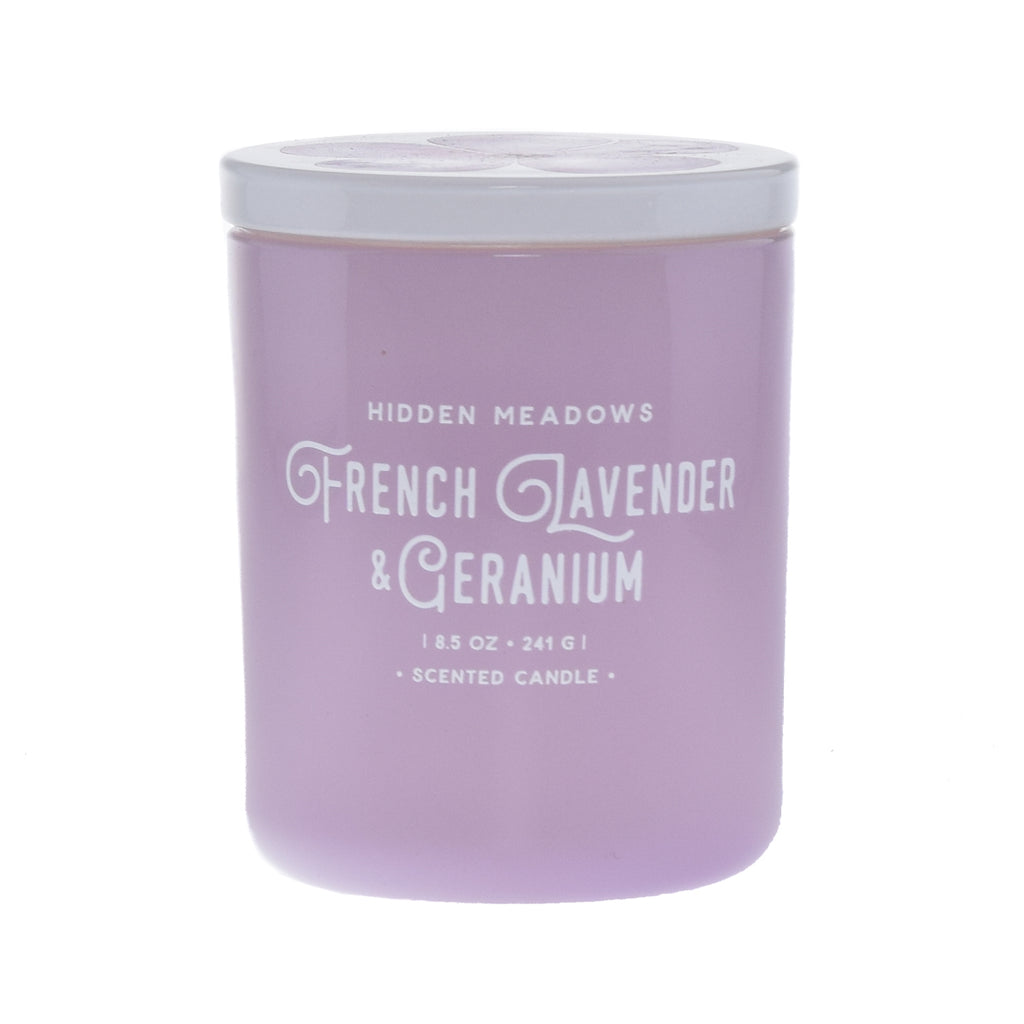 French Lavender & Geranium