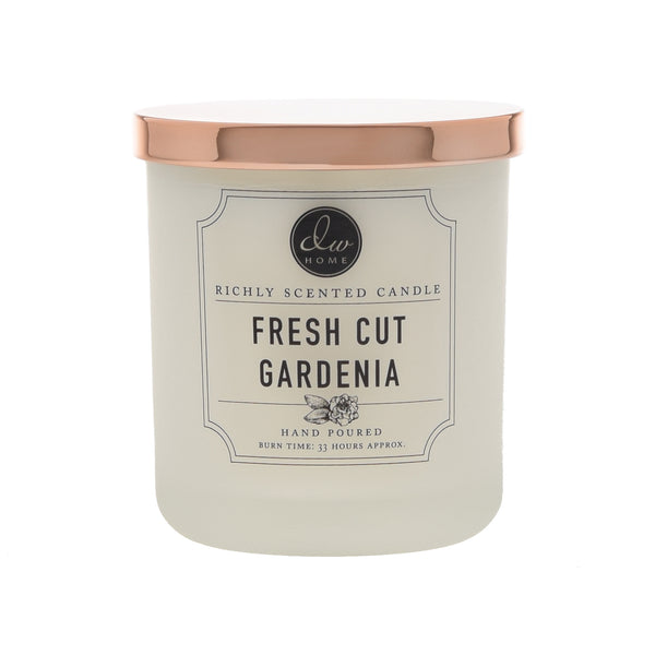 Fresh Cut Gardenia | Rose Gold