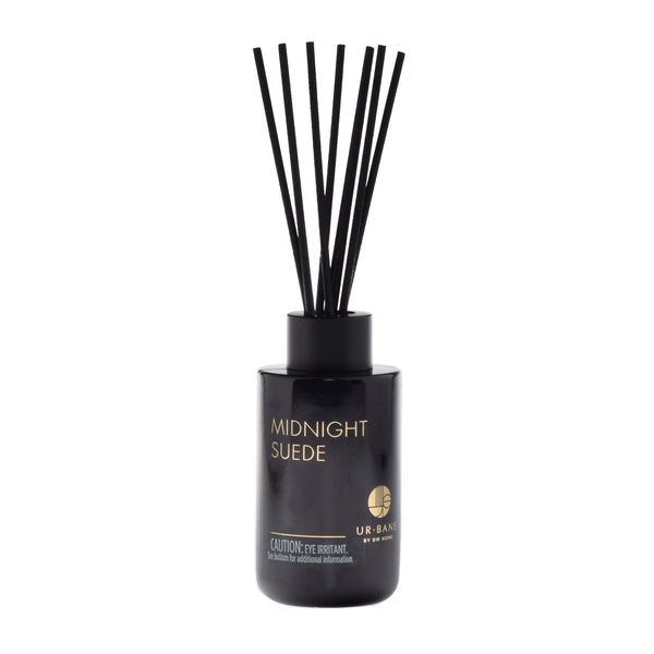 Midnight Suede | Reed Diffuser
