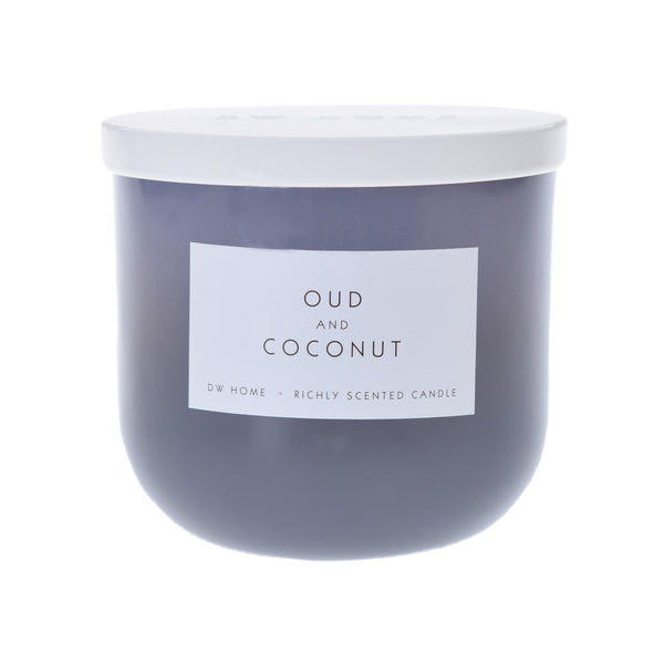 Oud and Coconut
