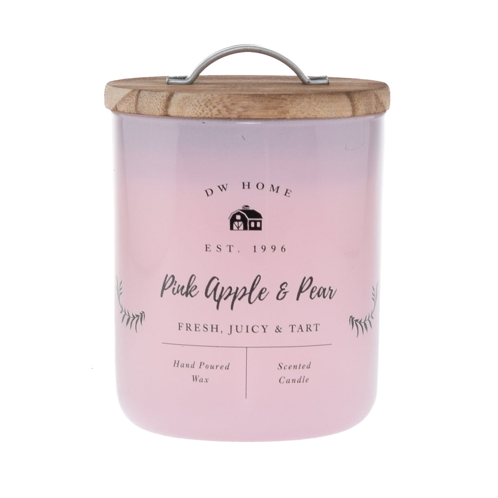 Pink Apple & Pear