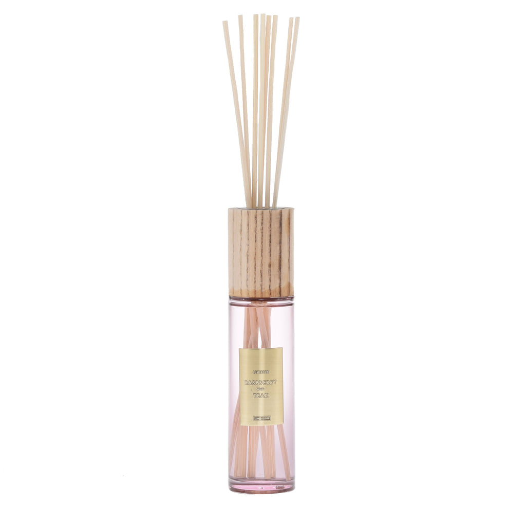 Raspberry and Teak | Reed Diffuser
