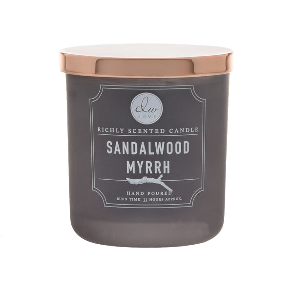 Sandalwood Myrrh | Rose Gold