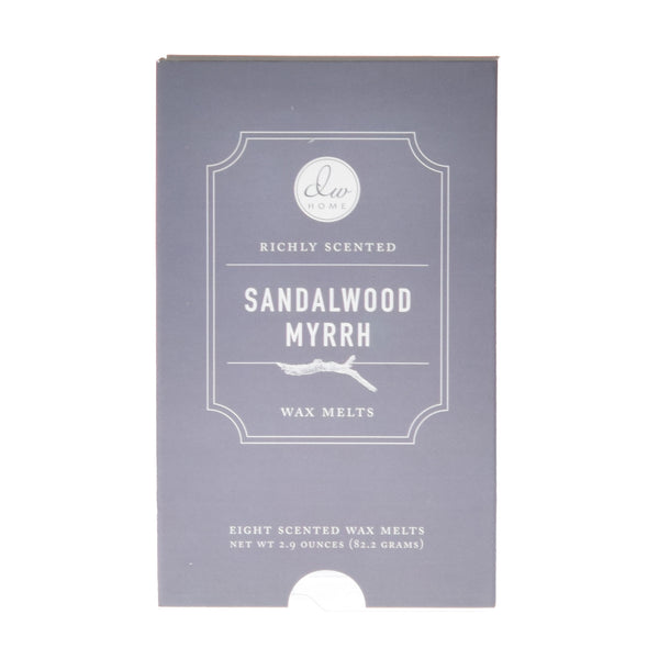 Sandalwood Myrrh | Wax Melts