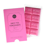 Sweet Pea Pomegranate | Wax Melts