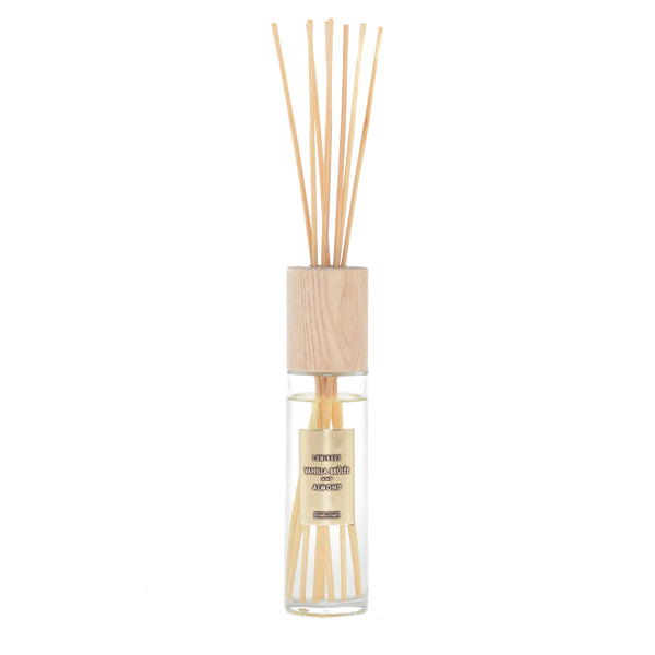 Vanilla Brulée and Almond | Reed Diffuser