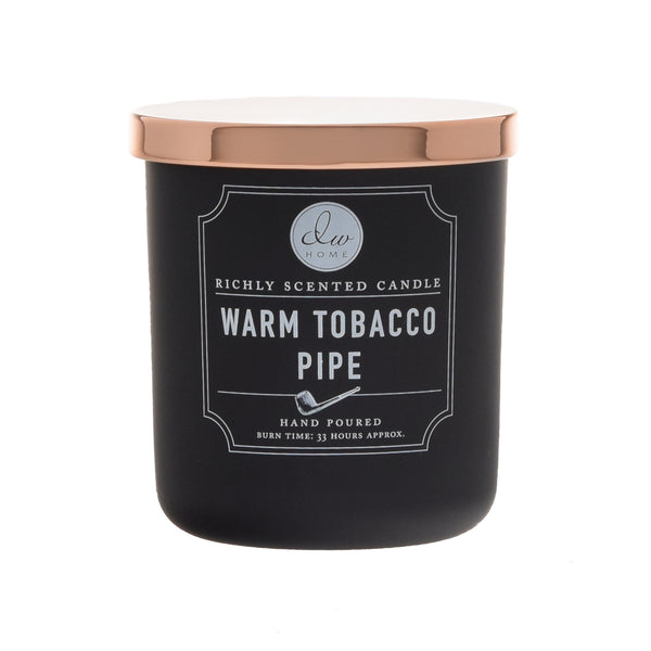 Warm Tobacco Pipe | Rose Gold