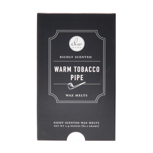 Warm Tobacco Pipe | Wax Melts