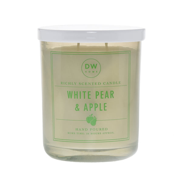 White Pear & Apple