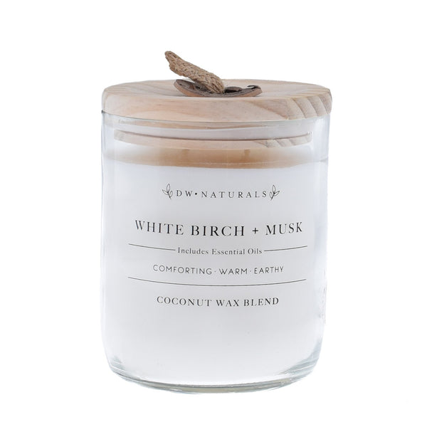 White Birch and Musk