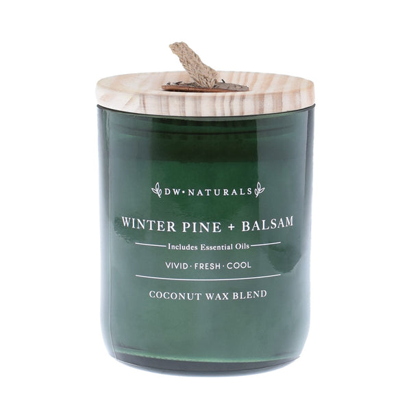 Winter Pine and Balsam