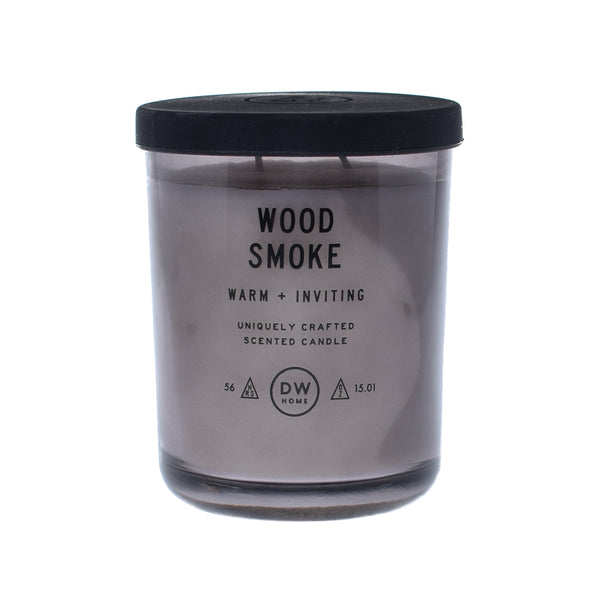 wood smoke dw home scented candles tet7001 tet7008 dw home candles. Black Bedroom Furniture Sets. Home Design Ideas