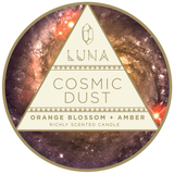 Cosmic Dust | Orange Blossom + Amber