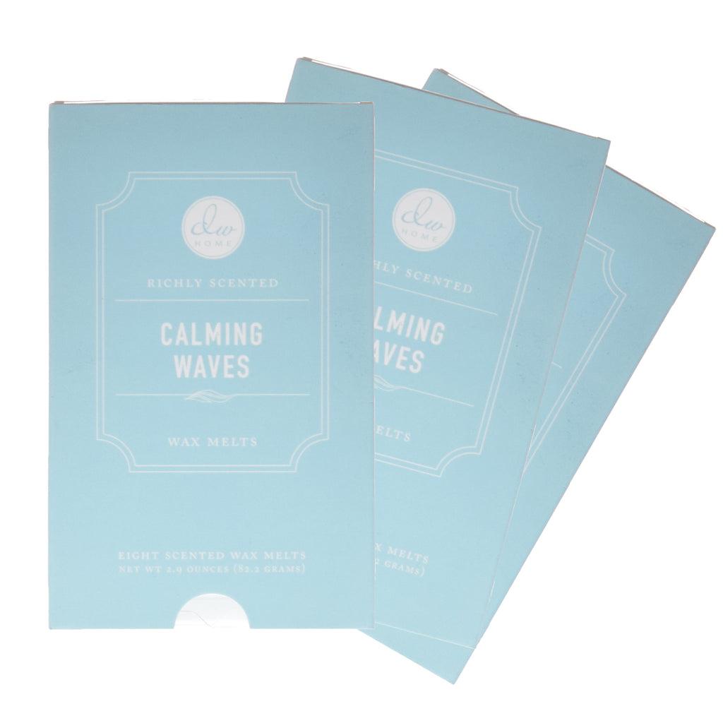 Calming Waves | Wax Melts