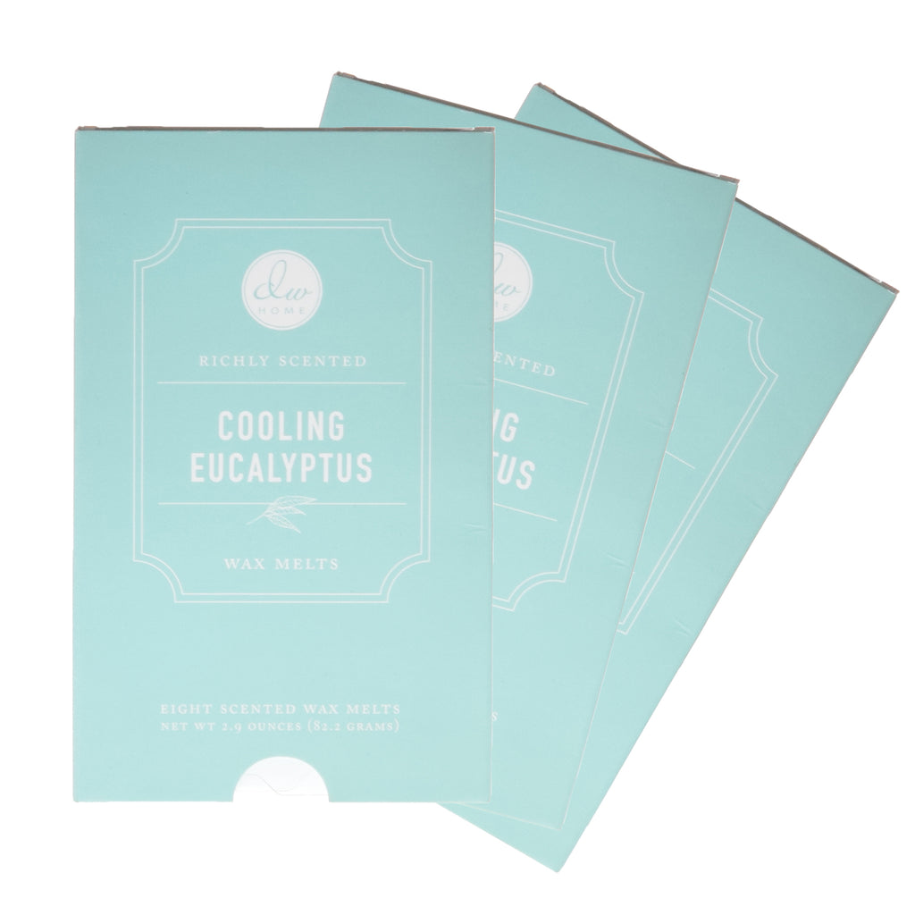 Cooling Eucalyptus | Wax Melts