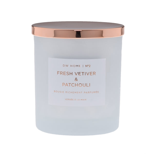 Fresh Vetiver & Patchouli