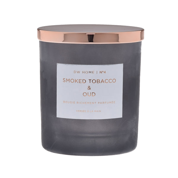 Smoked Tobacco & Oud
