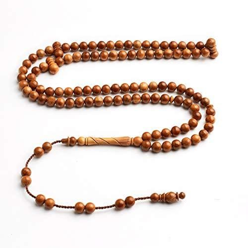 Kuk Signature Anatolian BasmalaBeads Traveller with Engravings (6mm)